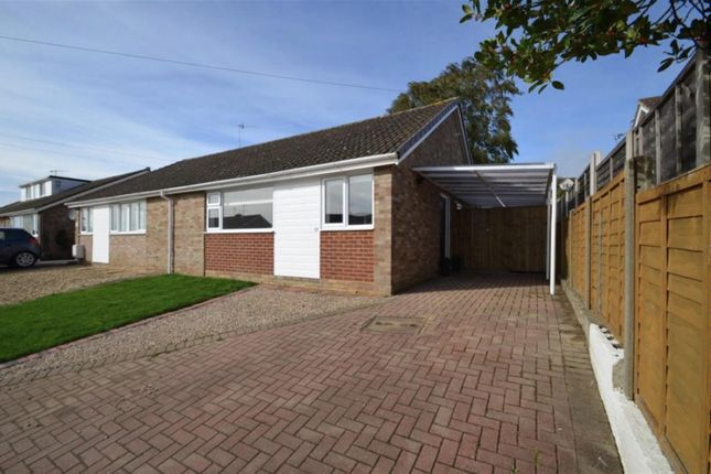 Thumbnail Bungalow for sale in Upper Tynings, Cashes Green, Stroud