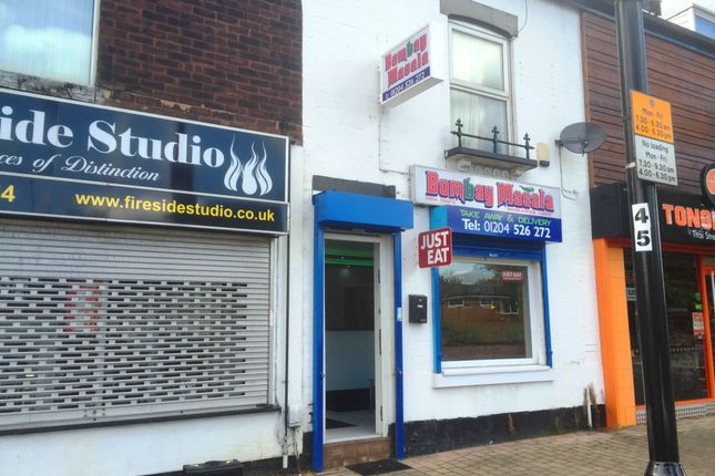 Retail premises for sale in Bolton BL2, UK