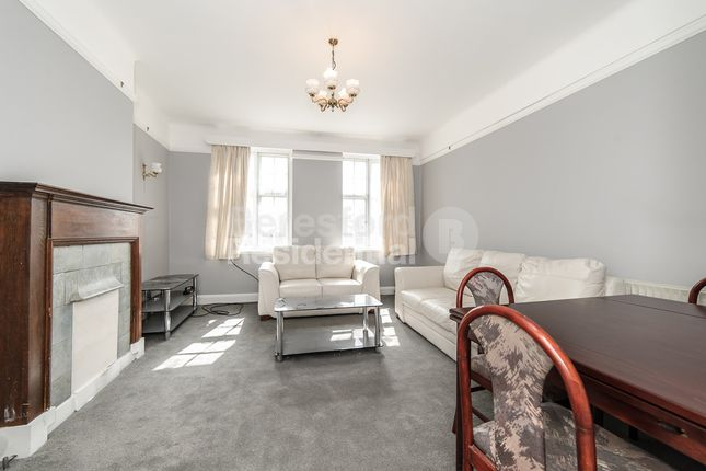Thumbnail Flat to rent in Brixton Hill, London