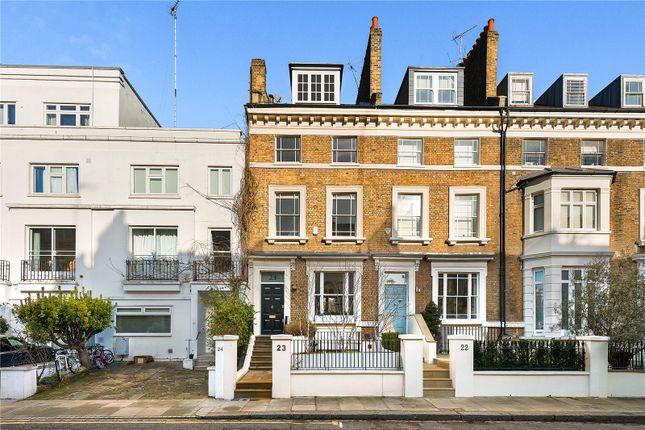 Thumbnail Terraced house for sale in Eldon Road, Kensington, London