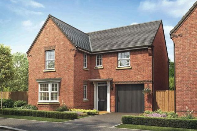 """Detached house for sale in """"Exeter"""" at Trowbridge Road, Westbury"""