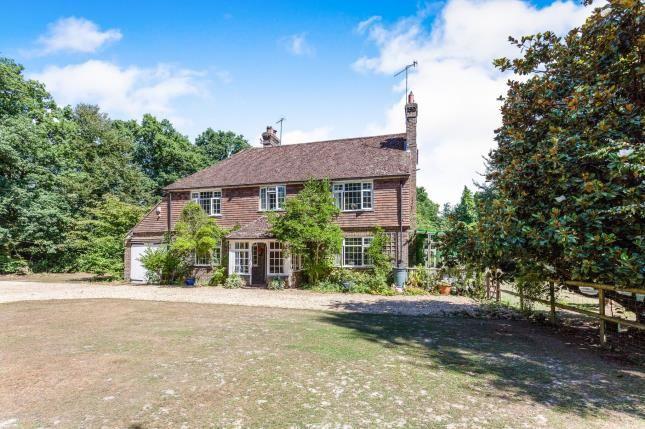 Thumbnail Detached house for sale in West Park Road, Copthorne, West Sussex, Copthorne