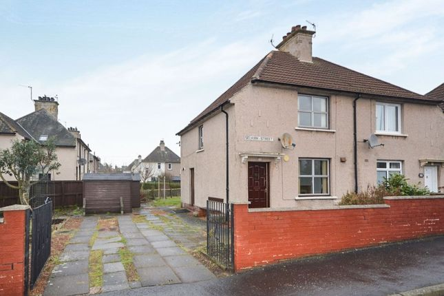 Thumbnail Semi-detached house to rent in Selkirk Street, Markinch, Glenrothes