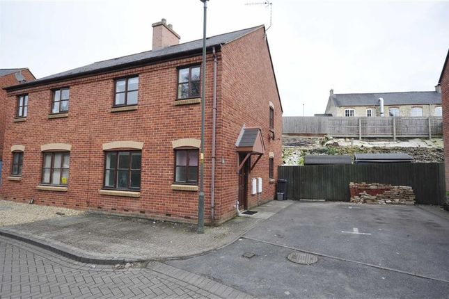 Thumbnail Semi-detached house for sale in Eagle Mill Close, Stroud