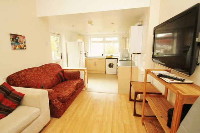 Thumbnail Detached house to rent in Cranmer Road, Winton, Bournemouth