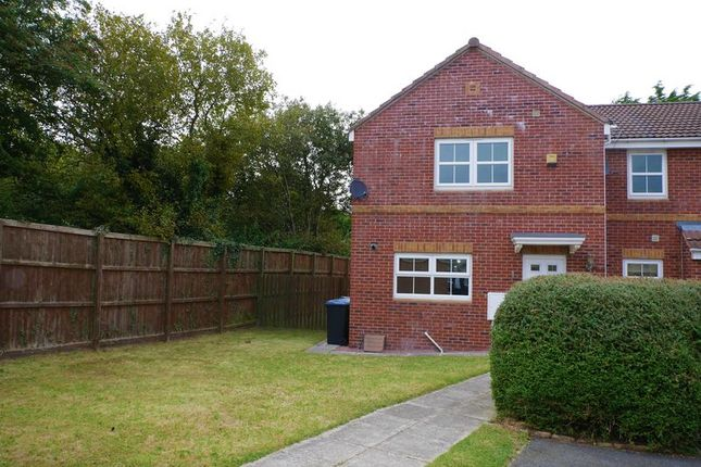 Thumbnail 3 bed semi-detached house for sale in Newton Grange, Toronto, Bishop Auckland