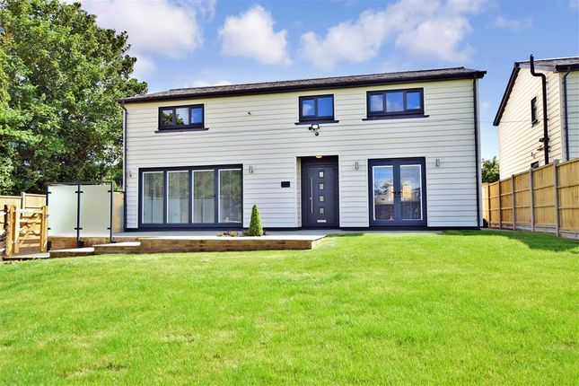 Thumbnail Detached house for sale in St. Helens Lane, West Farleigh, Maidstone, Kent