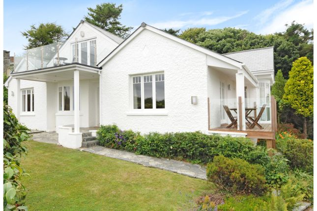 Thumbnail Detached bungalow for sale in Porthpean Beach Road, St. Austell