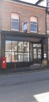 Stamford Road, Bowdon, Altrincham WA14