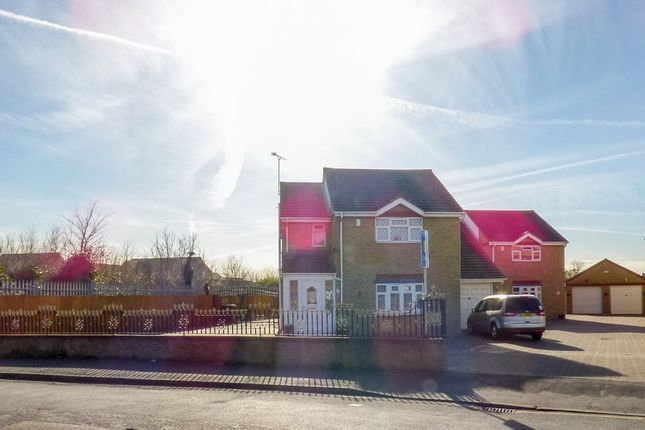 Thumbnail Detached house for sale in St. James's Road, Gravesend