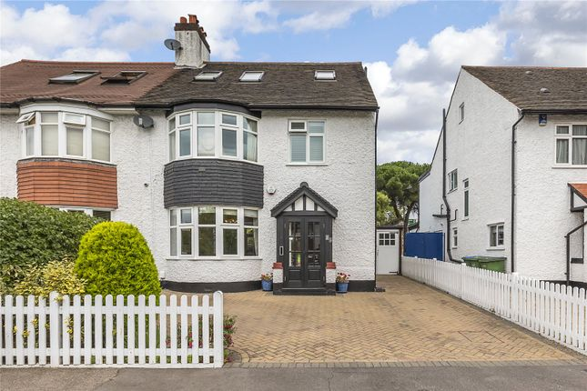 Thumbnail Semi-detached house for sale in Westbrook Road, London