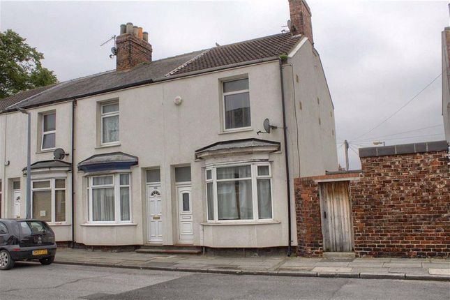 2 bed terraced house to rent in Glebe Road, Middlesbrough TS1