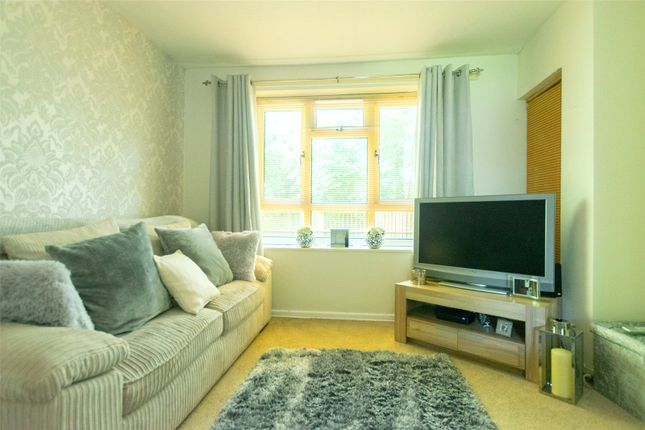 Living Room of Otley Old Road, Leeds, West Yorkshire LS16