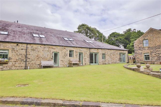Thumbnail Barn conversion for sale in Park Road, Cliviger, Burnley