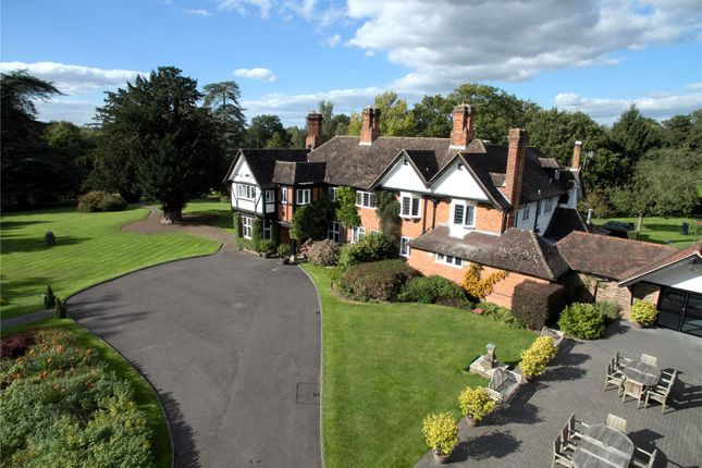 Thumbnail Detached house for sale in Felcourt Road, Felcourt, East Grinstead, Surrey