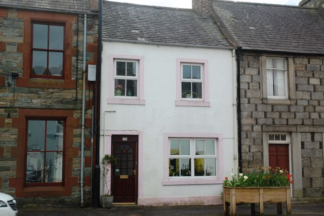 Thumbnail Terraced house for sale in 16 High Street, Gatehouse Of Fleet