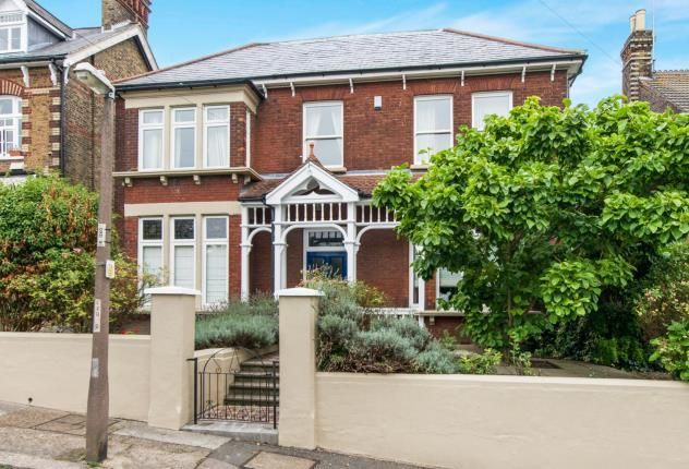 Thumbnail Detached house for sale in Castle View Road, Rochester, Kent