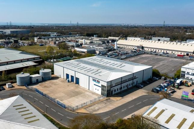 Thumbnail Industrial to let in Unit 5, Matrix Park, Talbot Road, Fareham