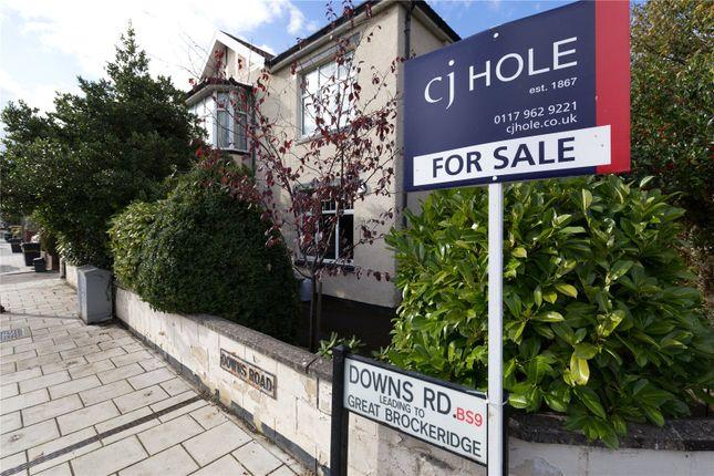 Thumbnail Flat for sale in Downs Road, Westbury-On-Trym, Bristol