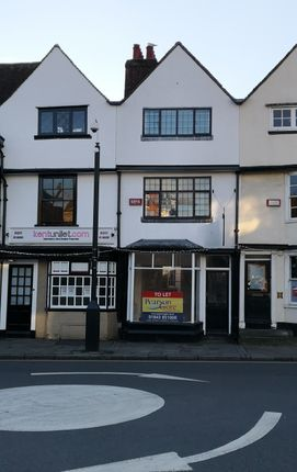 Thumbnail Office to let in St Dunstans, Canterbury