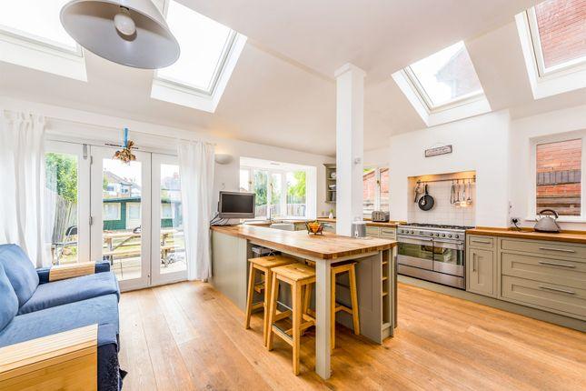 Thumbnail Semi-detached house for sale in Lime Avenue, Abington, Northampton