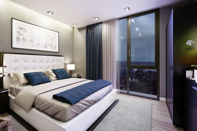 Flat for sale in Fabric District Residence, 33 Devon Street, Liverpool