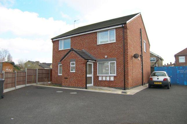 Thumbnail Flat to rent in Flat 3 Mersey Court, Liverpool Street, Chaddesden