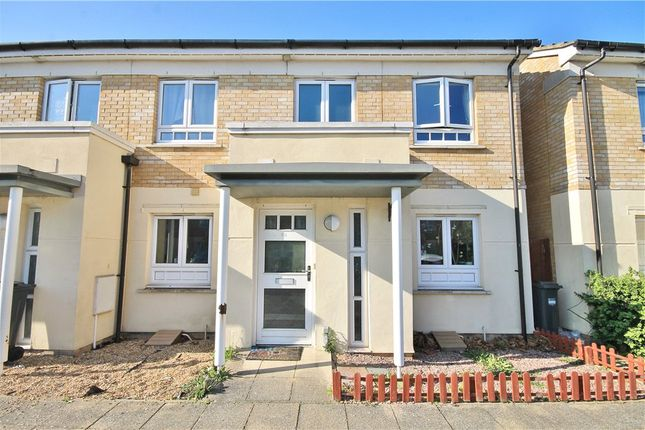 3 bed end terrace house to rent in Elvedon Road, Lower Feltham