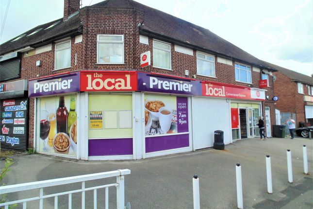 Thumbnail Retail premises for sale in Newton Road, Birmingham