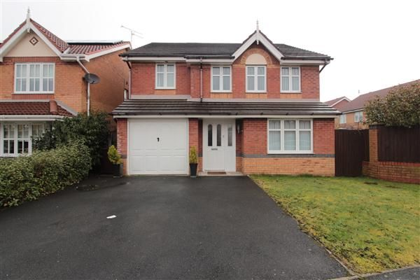 Thumbnail Detached house for sale in Shakespeare Avenue, Kirkby, Liverpool