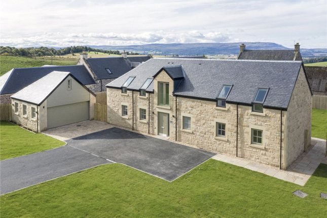 5 bed detached house for sale in House 2 - Pendreich Farm Steading, Bridge Of Allan, Stirling FK9