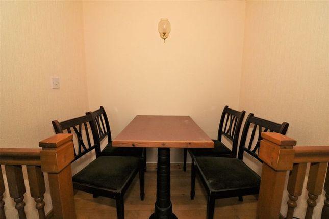 Recess Dining Area