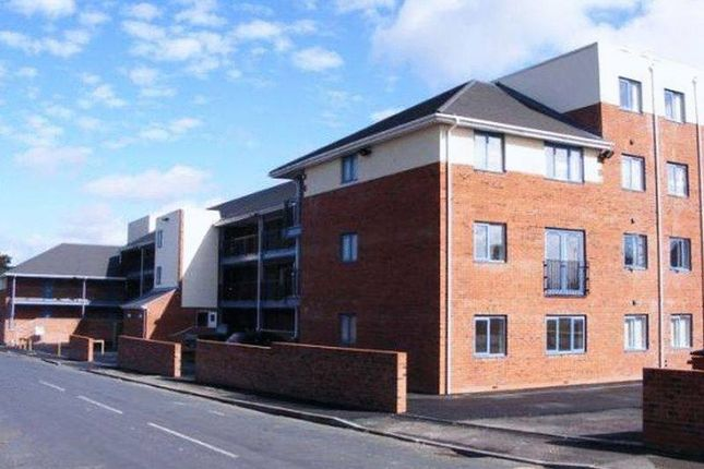 2 bed flat for sale in Gregory Street, Longton, Stoke-On-Trent