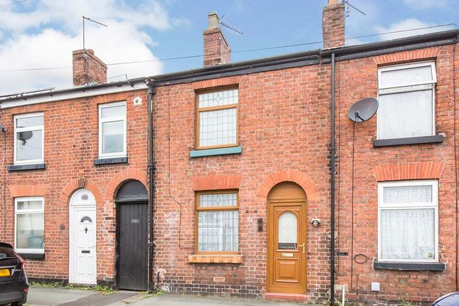 1 bed terraced house for sale in Booth Street, Congleton, Cheshire CW12