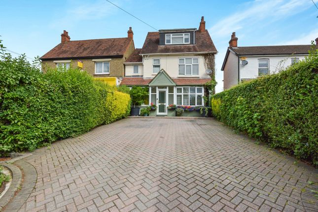 Thumbnail Detached house for sale in Buckingham Road, Bletchley, Milton Keynes