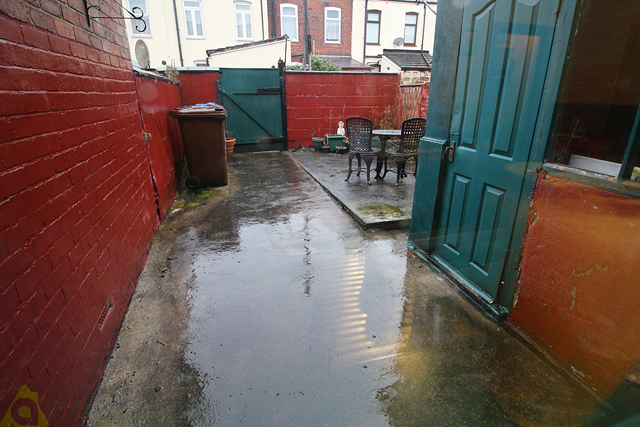 Rear Aspect of Selwyn Street, Leigh WN7
