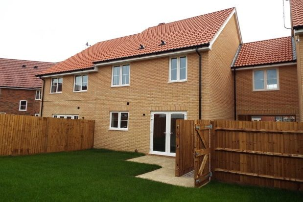 Thumbnail Property to rent in Burdock Road, Red Lodge, Bury St. Edmunds
