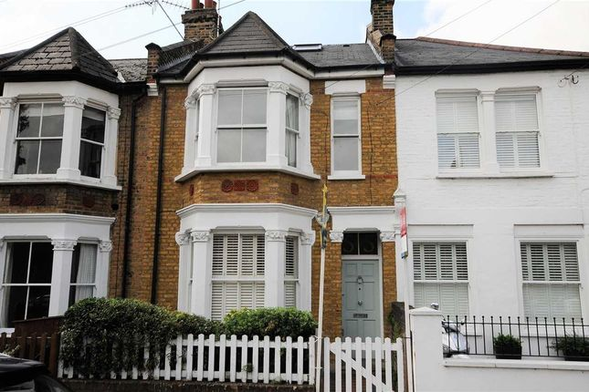 Thumbnail Terraced house to rent in Church Path, London