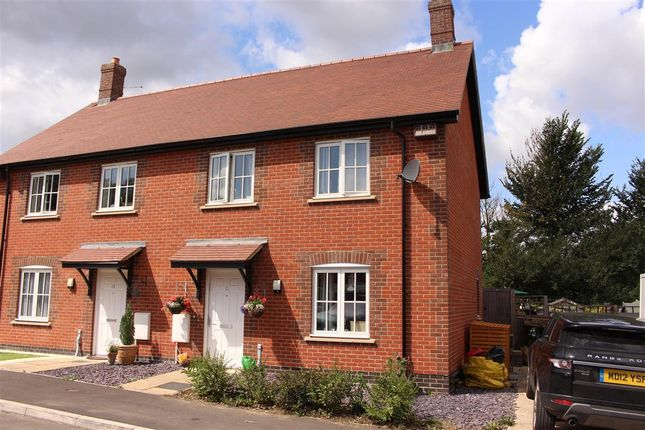 Thumbnail Semi-detached house for sale in Frylake Meadow, Yetminster, Sherborne