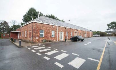 Thumbnail Office to let in Building F, Grange Road Business Park, Christchurch