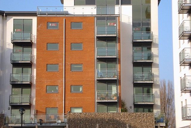 Thumbnail Flat to rent in Rope Quays, Gosport