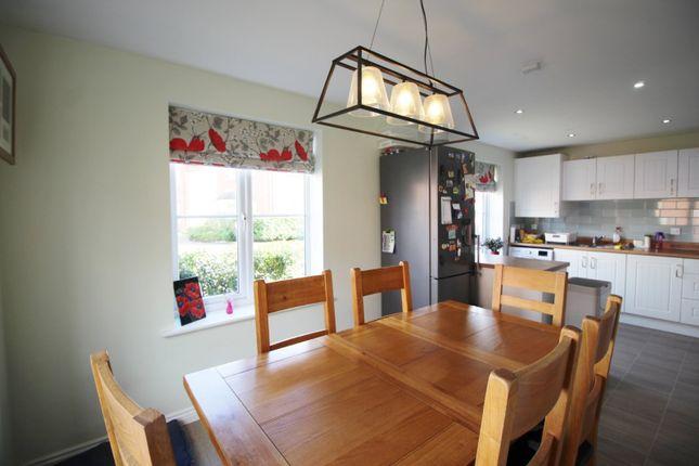 Dining Area of Merevale Way, Stenson Fields, Derby, Derbyshire DE24