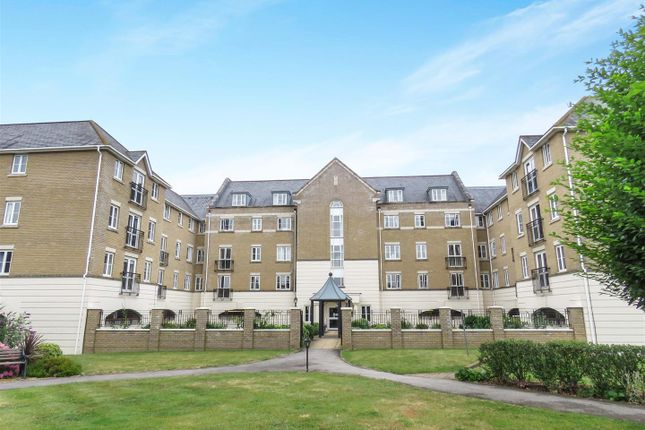 Thumbnail Flat for sale in Crosshall Road, Eaton Ford, St. Neots