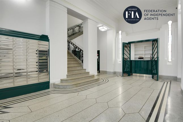 Lobby of Hoover Building, Perivale, Greenford UB6