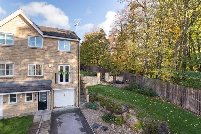 Thumbnail Semi-detached house for sale in Astwick Close, East Morton, West Yorkshire