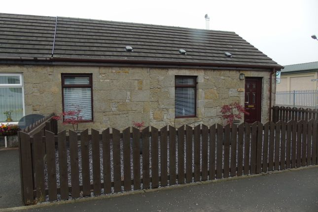 Thumbnail Semi-detached bungalow for sale in Main Street, Salsburgh, Shotts, North Lanarkshire