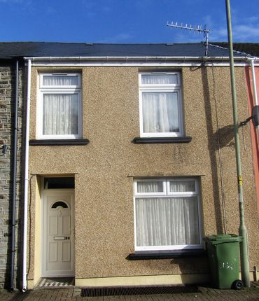 Thumbnail Terraced house to rent in Penrhiwceiber Road, Mountain Ash
