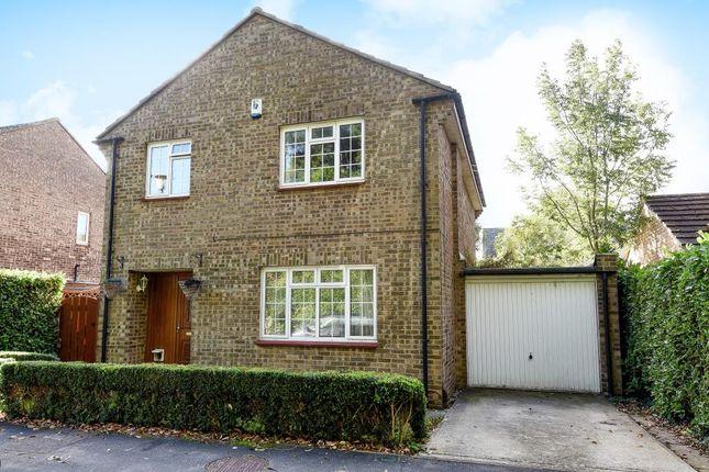 Thumbnail Detached house for sale in Yarnton, Kidlington