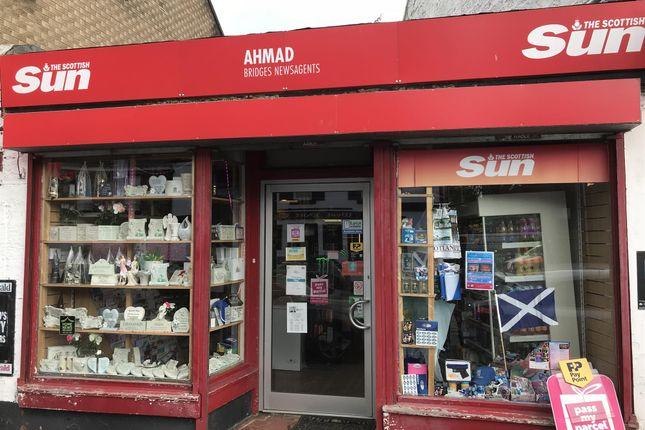 Thumbnail Retail premises for sale in North Bridge Street, Bathgate