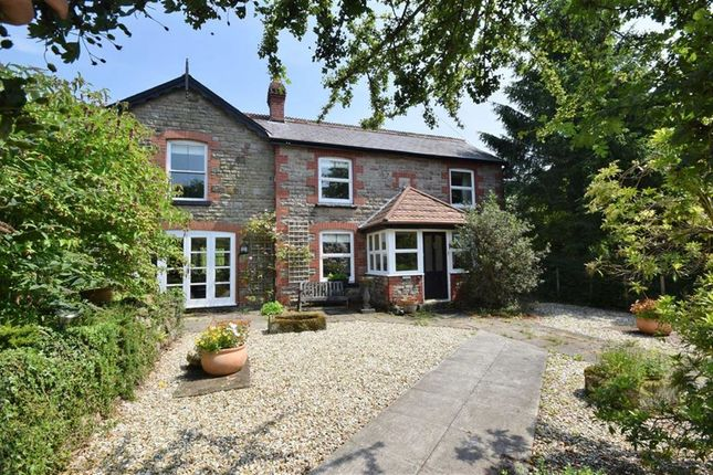 Thumbnail Detached house for sale in Back Road, Catbrook, Near Chepstow, Monmouthshire